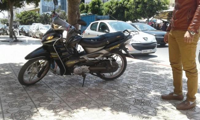 Moto au Maroc RYMCO Rocky - 133506