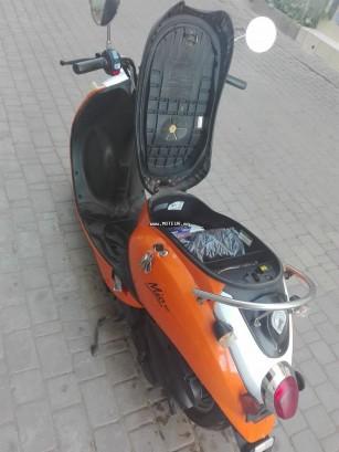 دراجة نارية في المغرب سيم ميو 50 4ت ??? - 133476