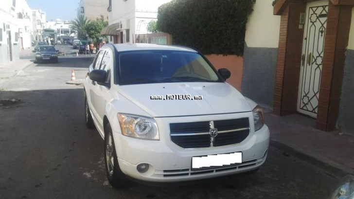 b469350b0fcd DODGE Caliber 2007 essence 46398 occasion à Agadir Maroc
