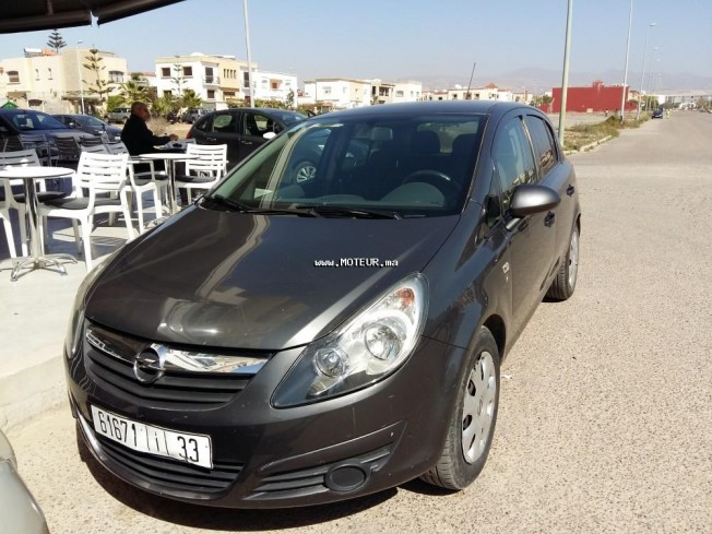 opel corsa 2010 diesel 88940 occasion agadir maroc. Black Bedroom Furniture Sets. Home Design Ideas