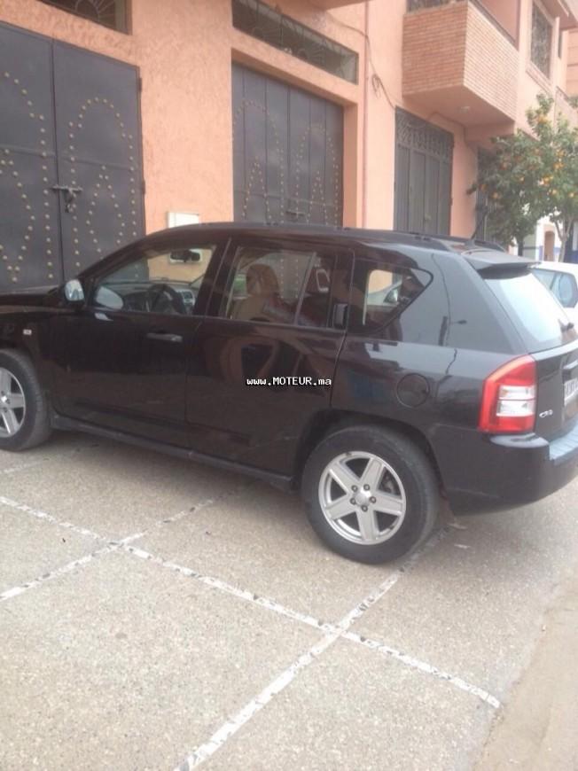 jeep compass occasion diesel jusqu 39 2015 maroc annonces voitures. Black Bedroom Furniture Sets. Home Design Ideas