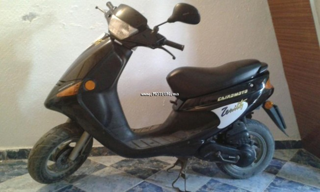 Moto au Maroc PEUGEOT Zenith 49cc - 132686