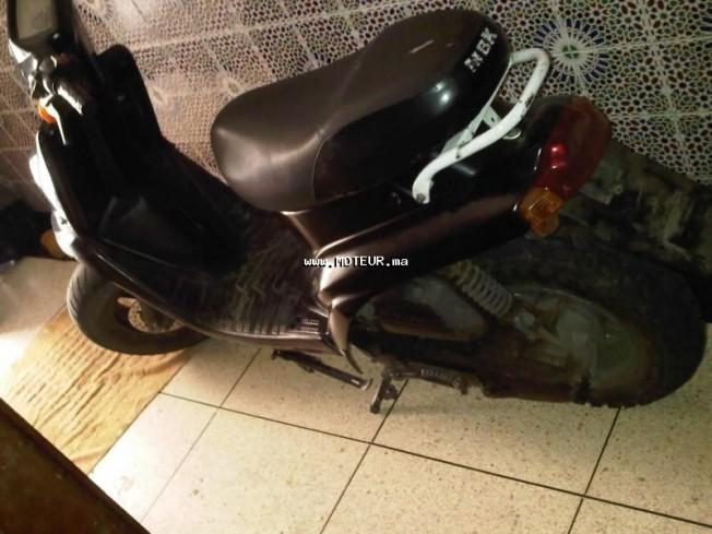 Moto au Maroc YAMAHA Bws - 131568