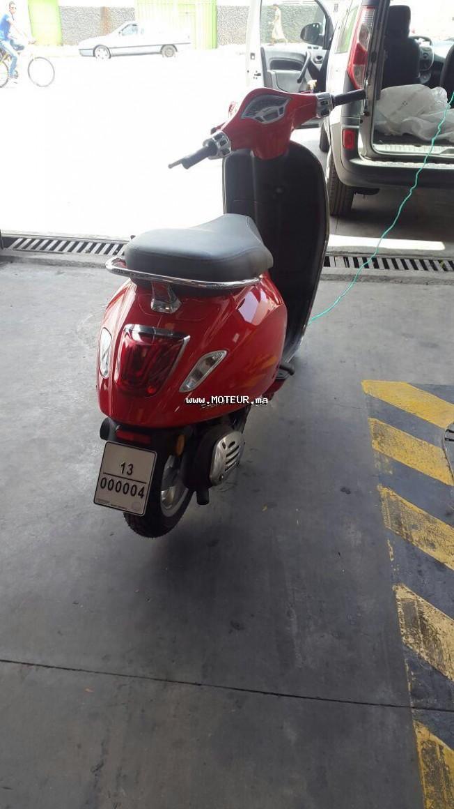 Moto au Maroc VESPA Primavera 50cc - 132060