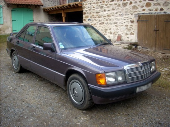 mercedes 190 d 2 5 1993 diesel 9905 occasion tanger maroc. Black Bedroom Furniture Sets. Home Design Ideas
