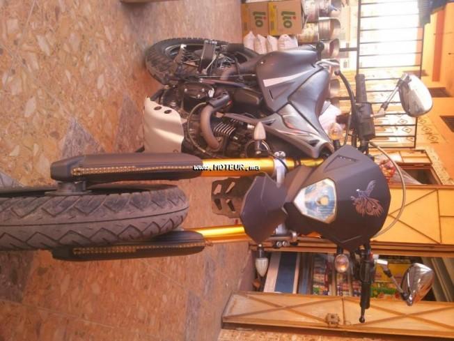 دراجة نارية في المغرب ريمكو رس 125 - 125298