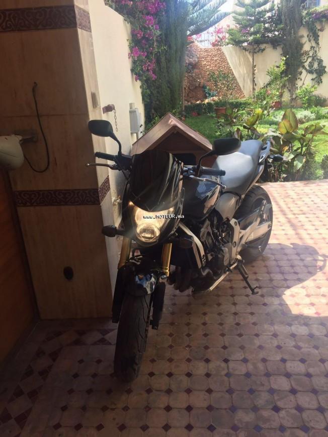 دراجة نارية في المغرب هوندا هرنيت - 133454