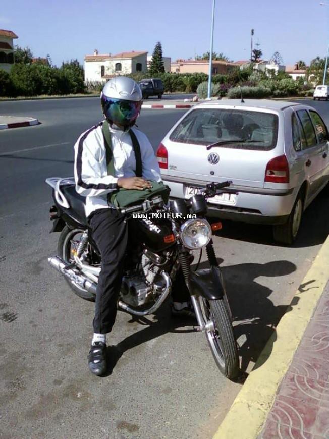 Moto au Maroc SACHS Big roadster v 3.8 125 - 124893