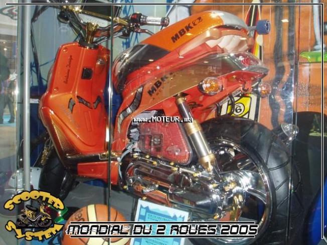 Moto au Maroc DOCKER Matrix - 124973