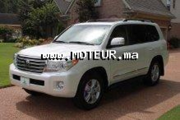 toyota land cruiser suv 2013 essence 61353 occasion agadir maroc. Black Bedroom Furniture Sets. Home Design Ideas