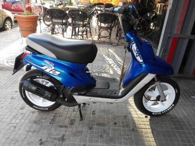 دراجة نارية في المغرب ياماها بوس Mbk bw's - 133342