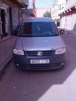 volkswagen caddy 2k 2007 diesel 70163 occasion beni mellal maroc. Black Bedroom Furniture Sets. Home Design Ideas