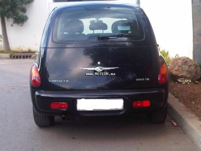 chrysler pt cruiser 2002 essence 29023 occasion rabat maroc. Black Bedroom Furniture Sets. Home Design Ideas