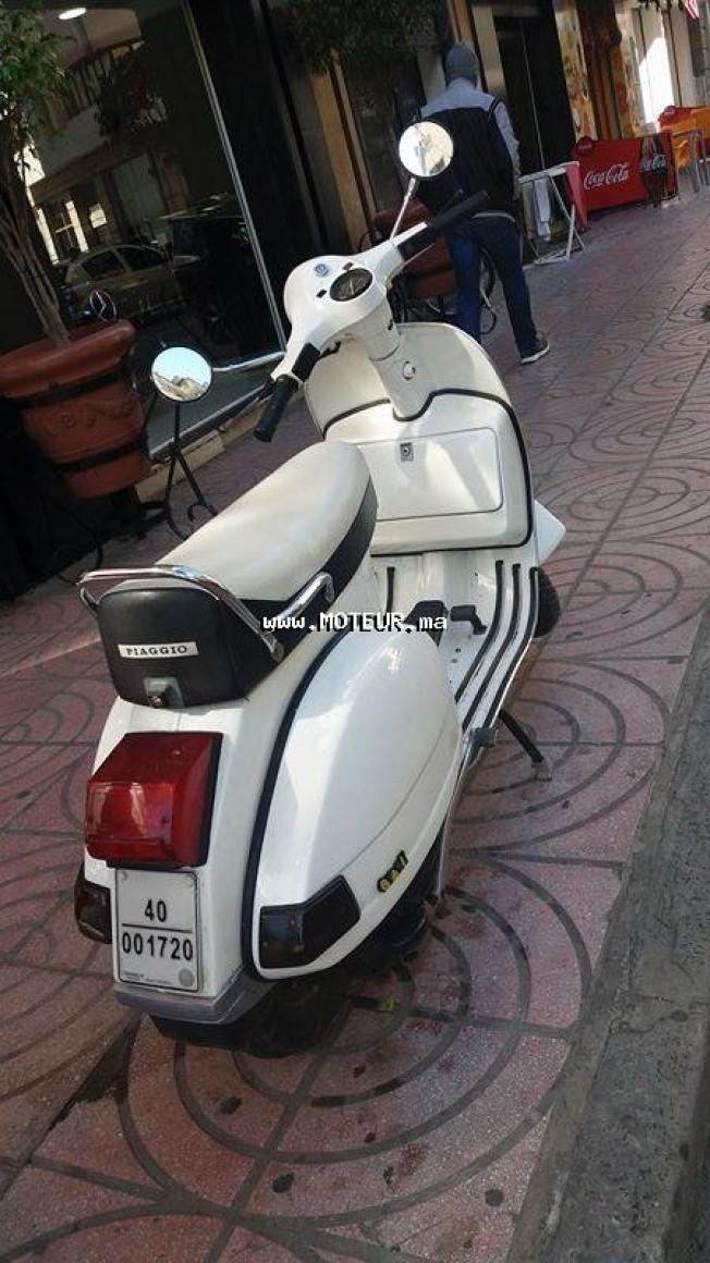 Moto au Maroc VESPA Px 125 125 r - 134032