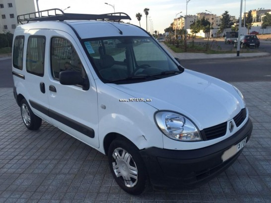 renault kangoo 2012 diesel 93293 occasion casablanca maroc. Black Bedroom Furniture Sets. Home Design Ideas
