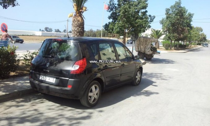 renault scenic dci 1 5 2009 diesel 35201 occasion larache maroc. Black Bedroom Furniture Sets. Home Design Ideas