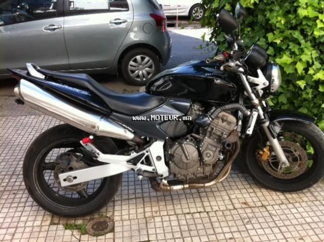 دراجة نارية في المغرب هوندا هرنيت 600 - 128687