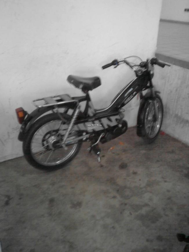 دراجة نارية في المغرب مبك فلامي 50 - 123758