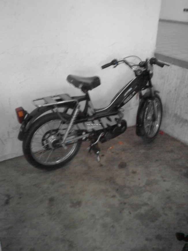 Moto au Maroc MBK Flame 50 - 123758
