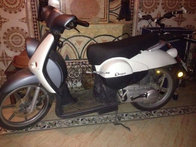 دراجة نارية في المغرب بينيلي بيبي 50 - 133818