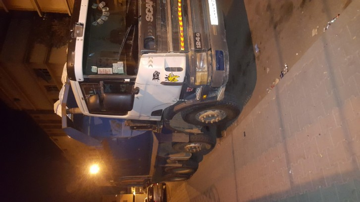 شاحنة في المغرب سكانيا اوتري 360 - 123178