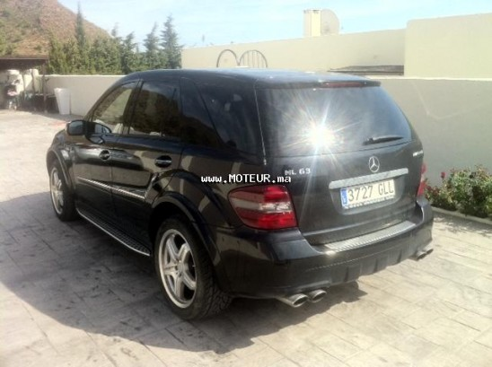 mercedes classe ml 63 amg 2008 essence 26368 occasion casablanca maroc. Black Bedroom Furniture Sets. Home Design Ideas