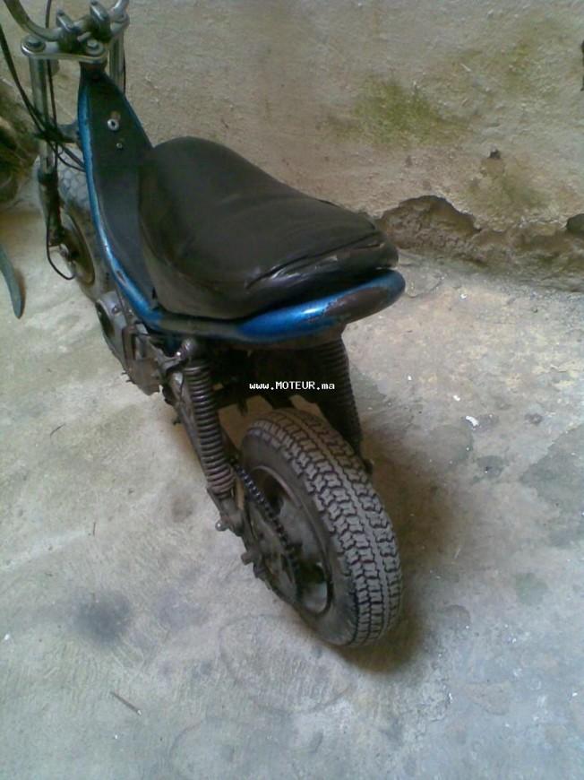 Moto au Maroc YAMAHA Chappy Lb50 - 126673
