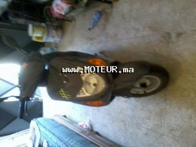 Moto au Maroc DOCKER Sahara 50cc - 130721