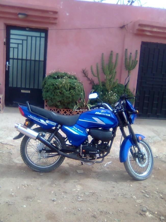 Moto au Maroc CHANG-JIANG Gy110 110 - 123412