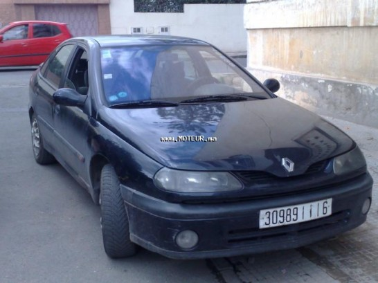 renault laguna 1 9 dti 2001 diesel 48320 occasion casablanca maroc. Black Bedroom Furniture Sets. Home Design Ideas