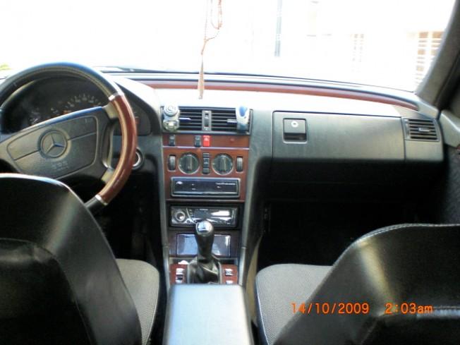mercedes classe c 250 1995 diesel 10256 occasion fes maroc. Black Bedroom Furniture Sets. Home Design Ideas