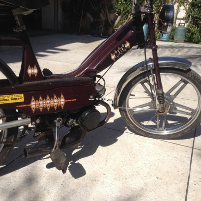 دراجة نارية في المغرب 51v - 132832
