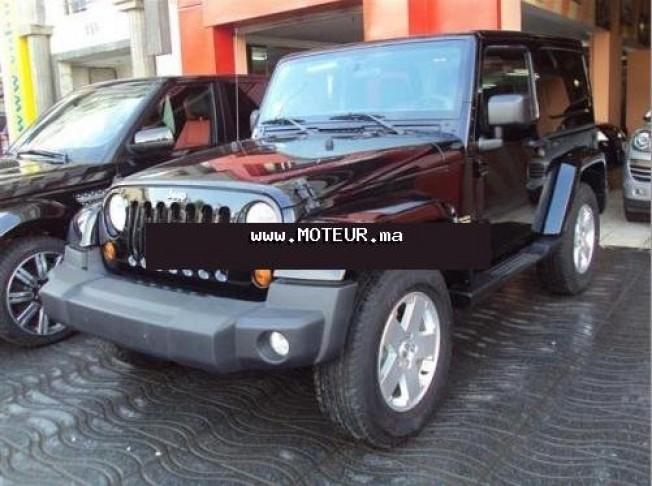 jeep wrangler 2013 diesel 44317 occasion casablanca maroc. Black Bedroom Furniture Sets. Home Design Ideas