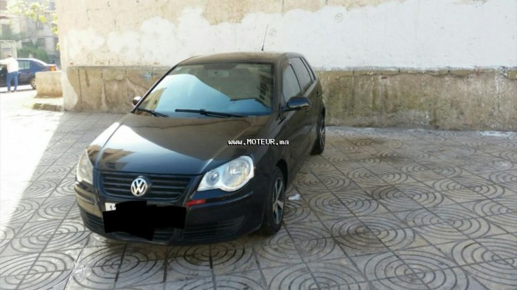 volkswagen polo 2007 diesel 93399 occasion casablanca maroc. Black Bedroom Furniture Sets. Home Design Ideas
