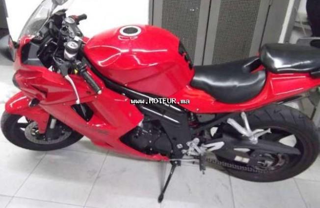 دراجة نارية في المغرب هيوسونج جت 650 ر - 130494