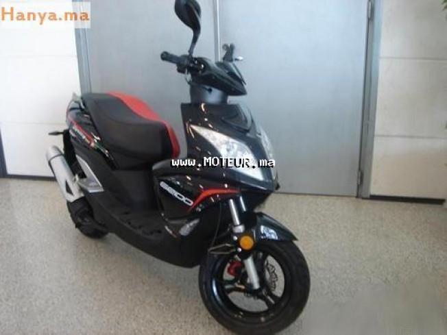 Moto au Maroc BUZZ Bxm 50 - 133029