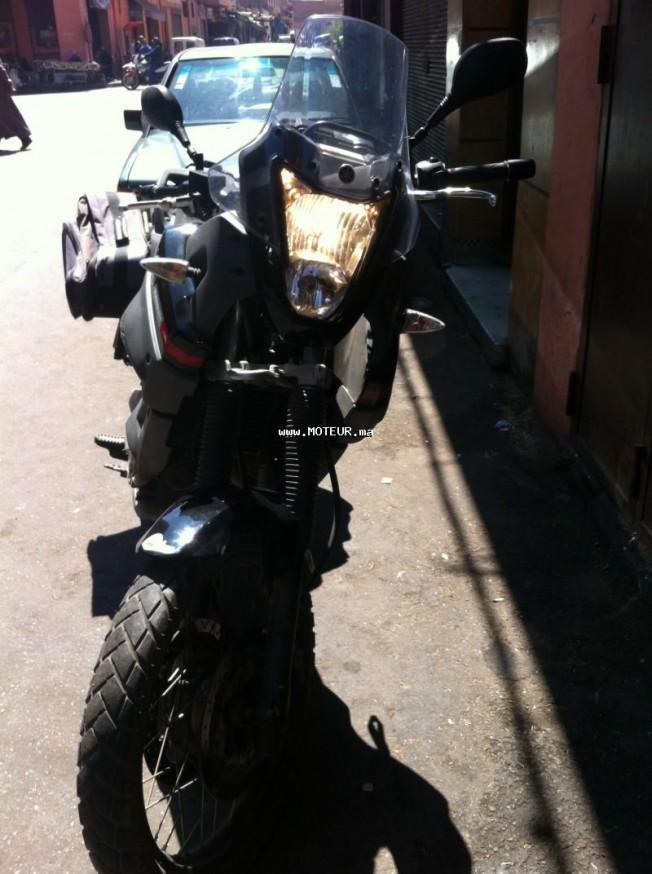 دراجة نارية في المغرب ياماها كستز 660 - 129307