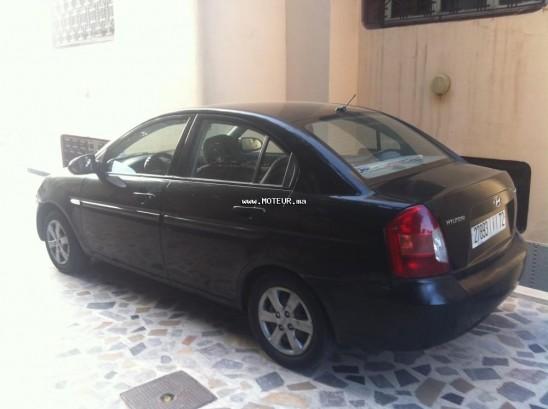 سيارة في المغرب HYUNDAI Accent 2 - 103824