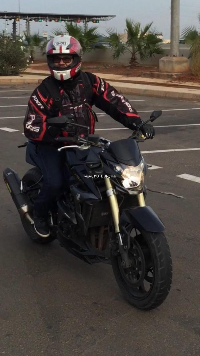 دراجة نارية في المغرب سوزوكي جسر - 133881