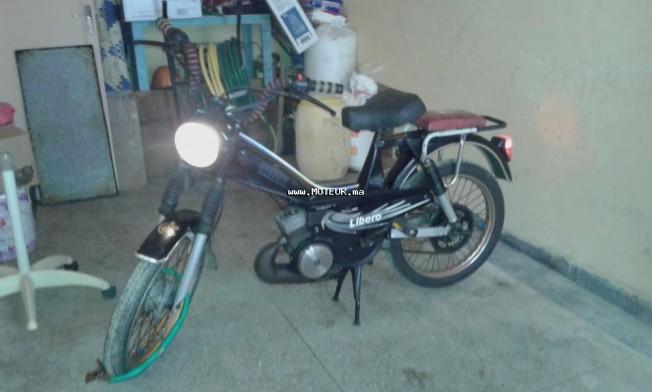 Moto au Maroc MBK Libero By00812857 - 132581