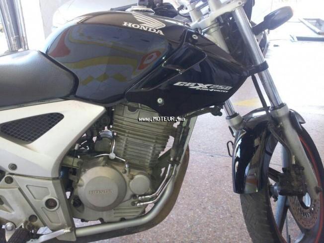 دراجة نارية في المغرب هوندا سبكس Twester - 133266
