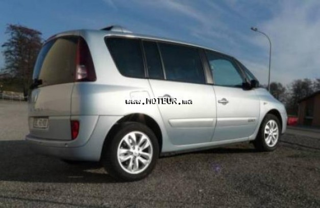 renault espace 2 0 dci 175cv 2006 diesel 14924 occasion tiflet maroc. Black Bedroom Furniture Sets. Home Design Ideas