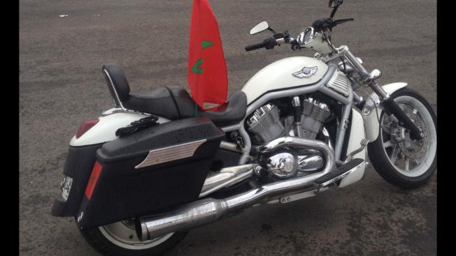 Moto au Maroc HARLEY-DAVIDSON Vrsca v-rod 100th anniversary - 133898
