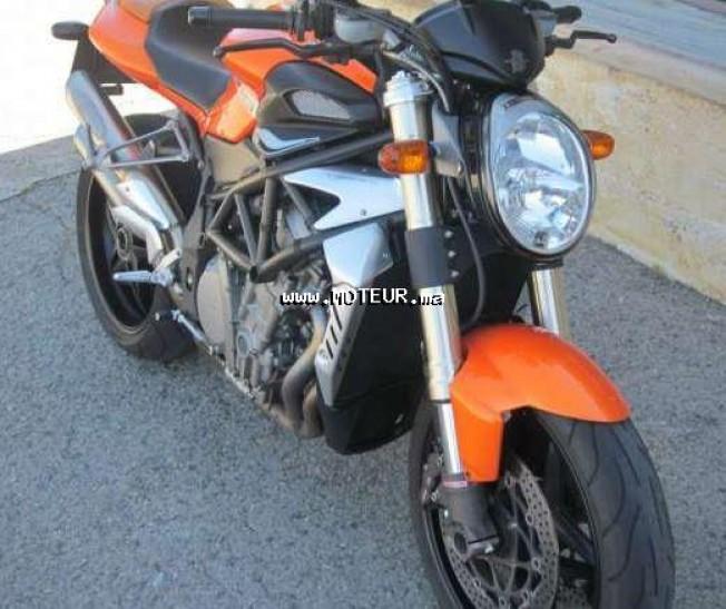 Moto au Maroc MV-AGUSTA Brutale 910 - 130493