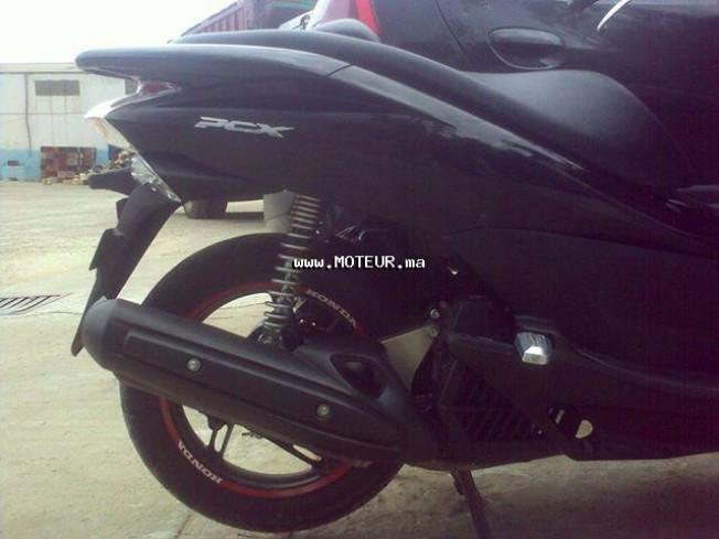 Moto au Maroc HONDA Pcx 125 - 129006