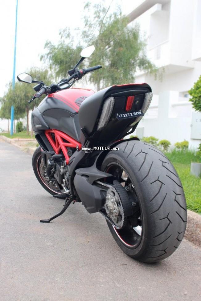 Moto au Maroc DUCATI Diavel 1200 - 127935