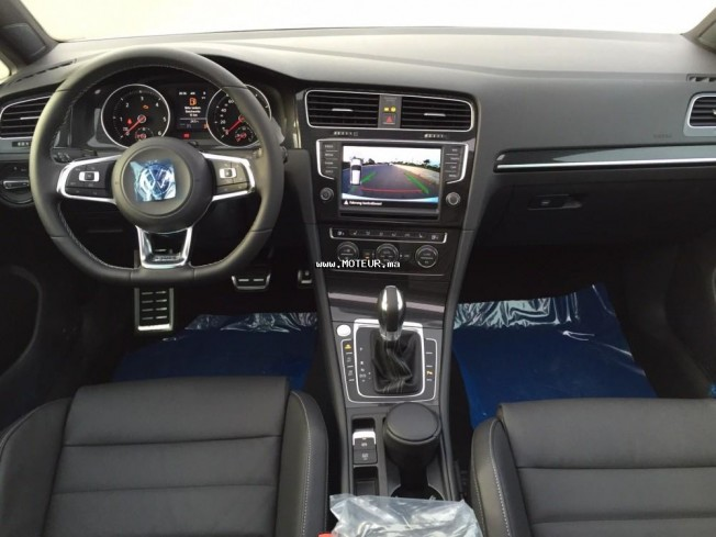 volkswagen golf 7 gtd 2015 diesel 69860 occasion agadir maroc. Black Bedroom Furniture Sets. Home Design Ideas