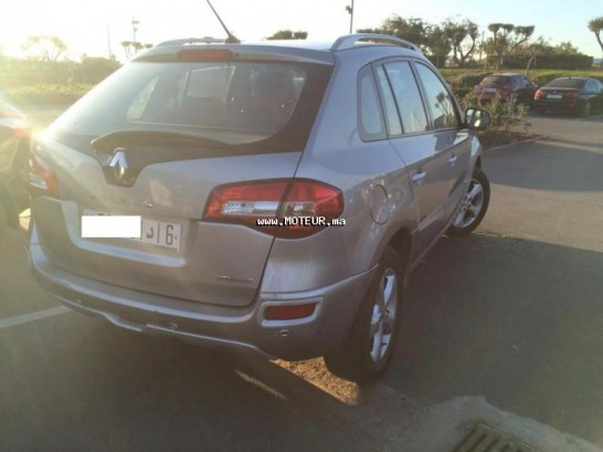 renault koleos 2 0 dci 2010 diesel 63300 occasion casablanca maroc. Black Bedroom Furniture Sets. Home Design Ideas