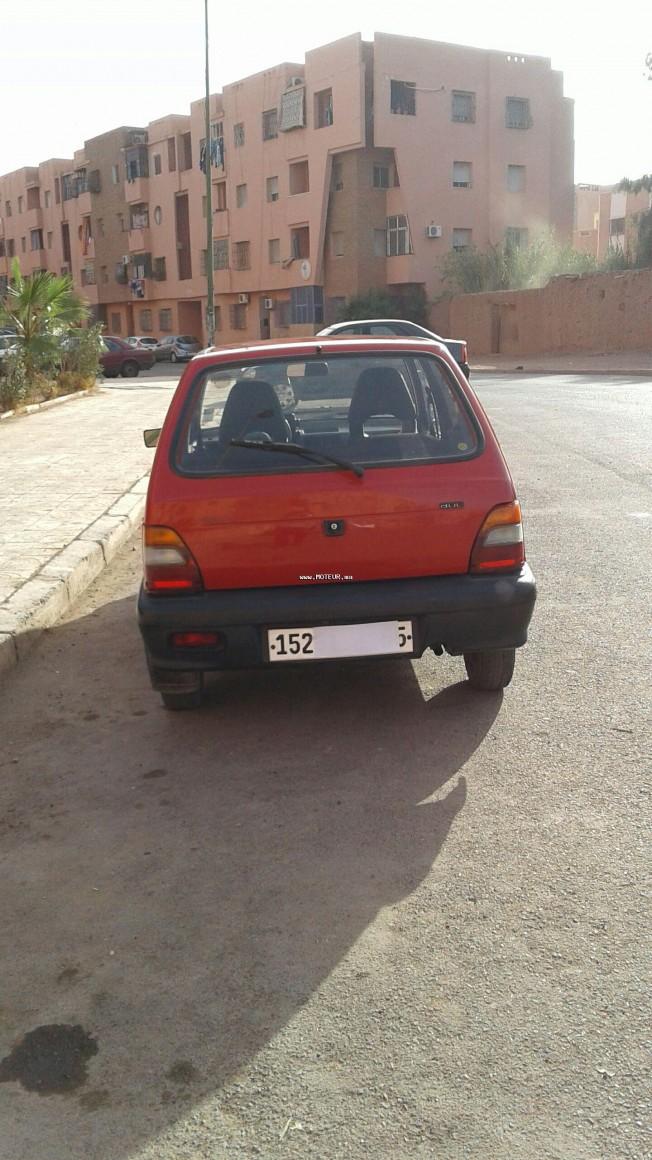 سيارة في المغرب SUZUKI Maruti - 119784