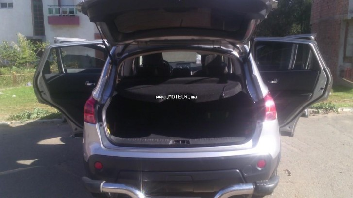 nissan qashqai 2008 diesel 97020 vendre kenitra. Black Bedroom Furniture Sets. Home Design Ideas